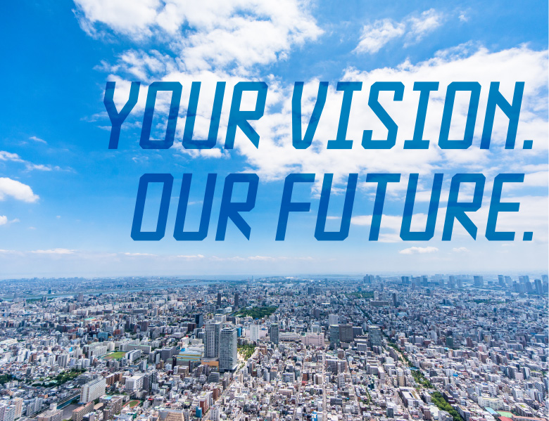 Your vision our Future
